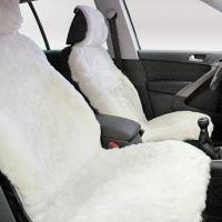 Накидки на автомобильные сиденья из натурального меха шиккар